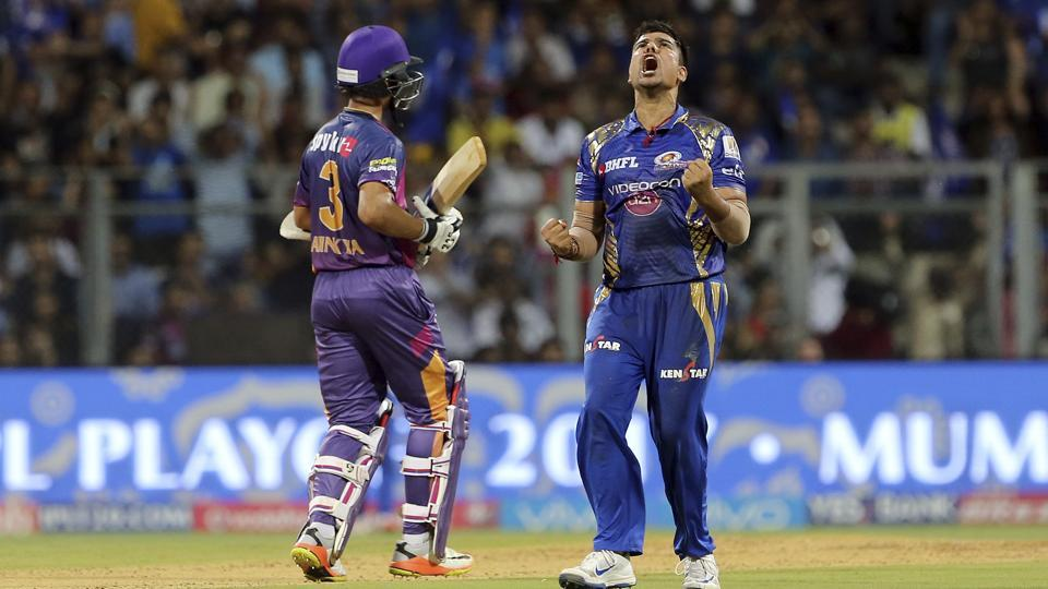 Mumbai Indians will face Rising Pune Supergiant in the IPL 2017 final in Hyderabad on Sunday. MI are in their fourth IPLfinal while RPSare playing their first in two years.