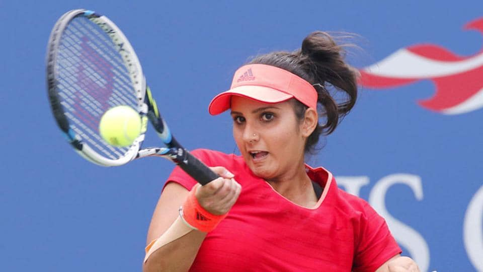Sania Mirza and Yaroslava Shvedova crashed out of the Italian Open.