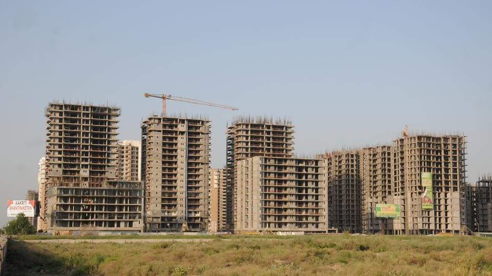 As many as 40 flats have been allegedly sold out to 80 persons -- one flat per two persons. Assotech Limited managing director Sanjeev Shrivastva said an error committed by his staff caused this anomaly.