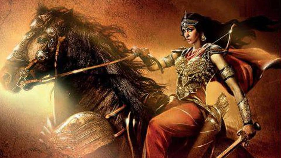Sanghamithra will star Shruti Haasan in the lead role.