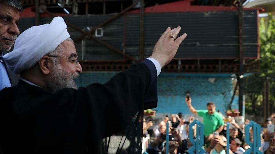 Iran Election,Hassan Rouhani,Ebrahim Raisi