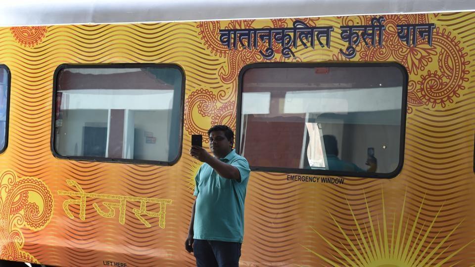 Tejas Express,Shatabdi Express,Indian Railway