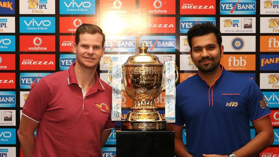 Mumbai Indians will take on Rising Pune Supergiant in the 2017 Indian Premier League final in Hyderabad on Sunday.