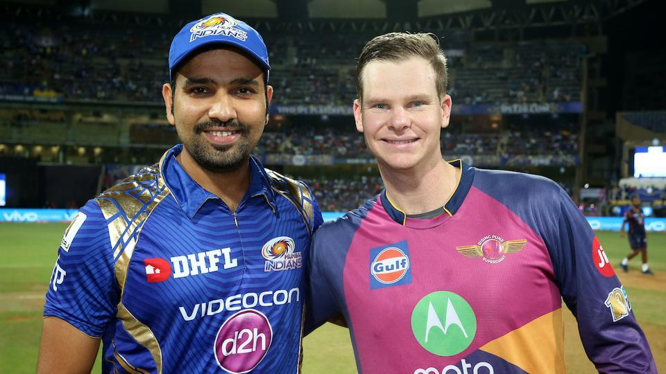 Mumbai Indians vs Rising Pune Supergiant,IPL 2017,Rohit Sharma