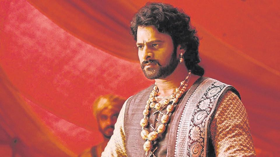 "Actor Prabhas says he is ""still not out of the Baahubali mode."""