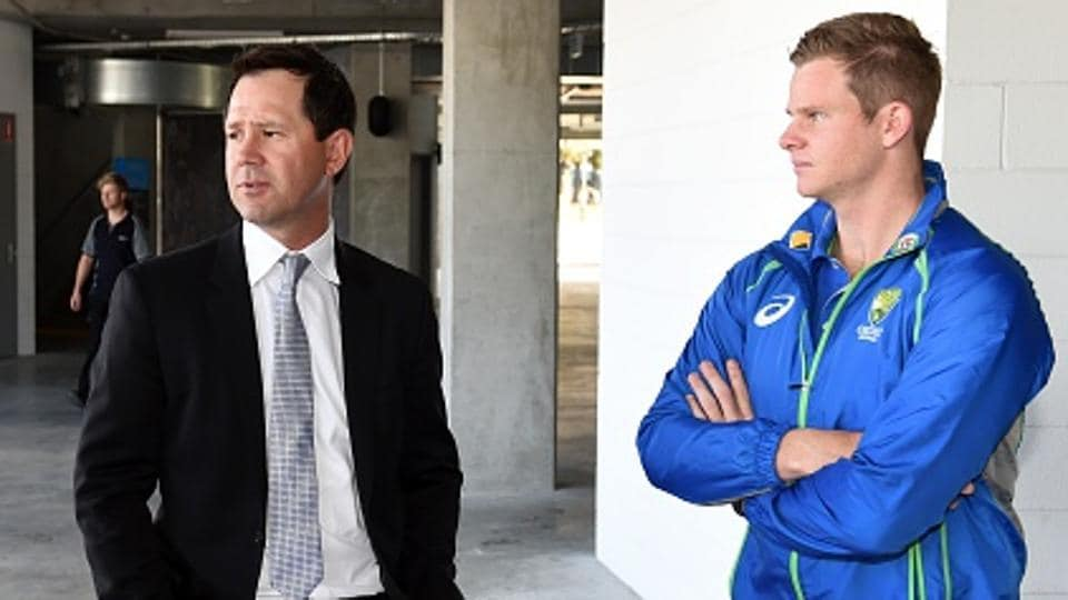 Rising Pune Supergiant skipper Steve Smith (R) is the only batsman from the two finalists to make it to Ricky Ponting's list of top performers in IPL 2017.