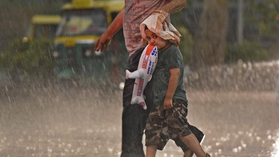 Rain,Delhi rain,Cloud