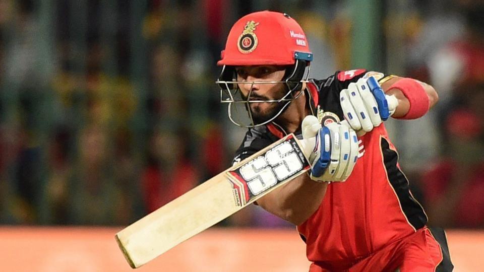 IPL 2017,Mandeep Singh,Royal Challengers Bangalore