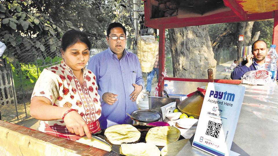 I Love Gurgaon,Urvashi Yadav,chhole kulche stall