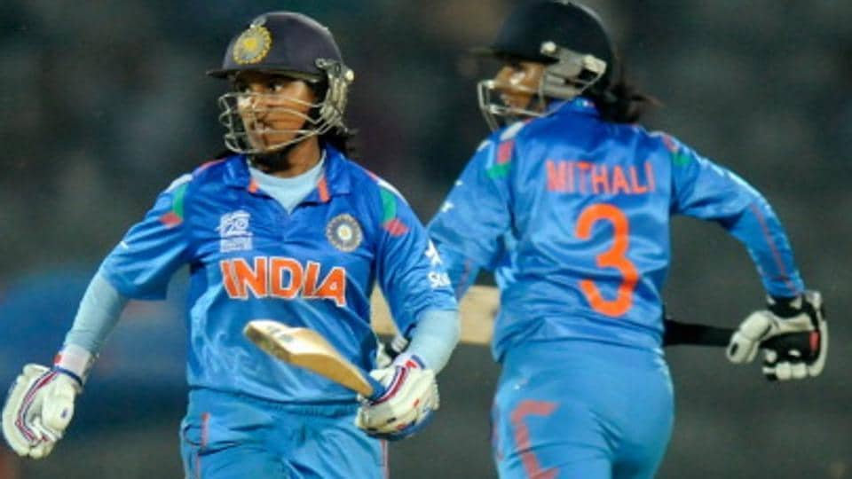 Mithali Raj and Poonam Raut shared an unbeaten 127-run partnership for the third wicket to help India women cricket team beat South Africa women cricket team in the quadrangular series final on Sunday.