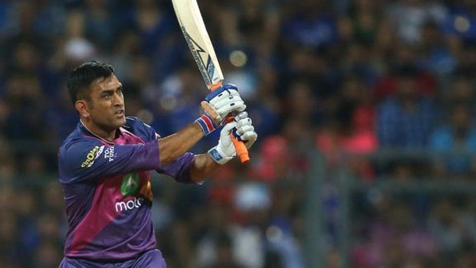 MS Dhoni , former Rising Pune Supergiant captain, scored 290 runs in 16 IPL 2017 games.