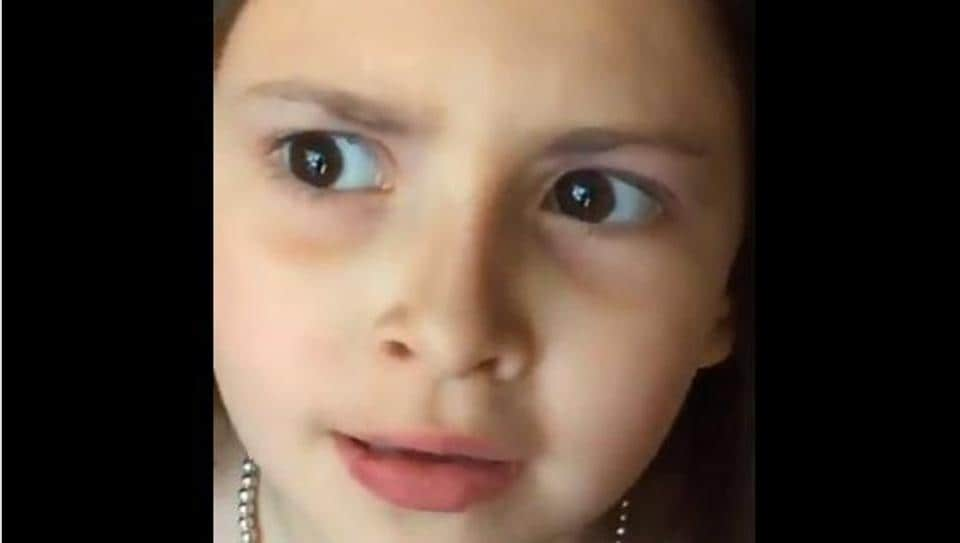 Six year old Khloe Dinsmore is winning hearts with her sass and confidence.