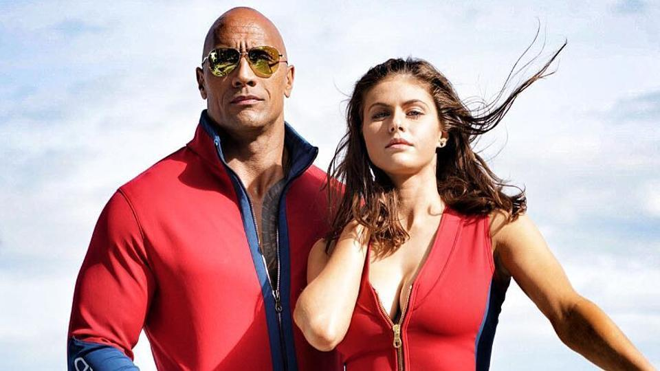 Baywatch is scheduled for a June 2 release.
