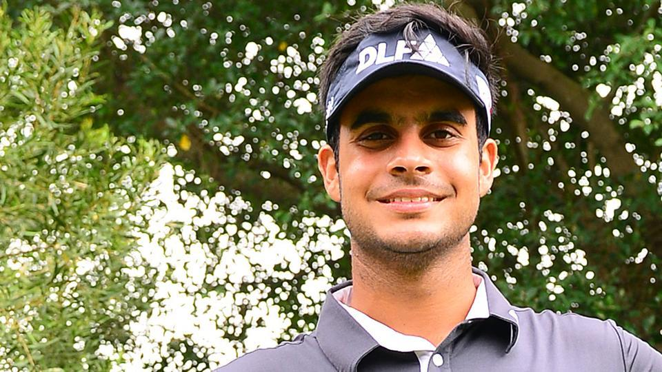Shubhankar has earned several laurels on the greens but he doesn't think he has any claim to fame.