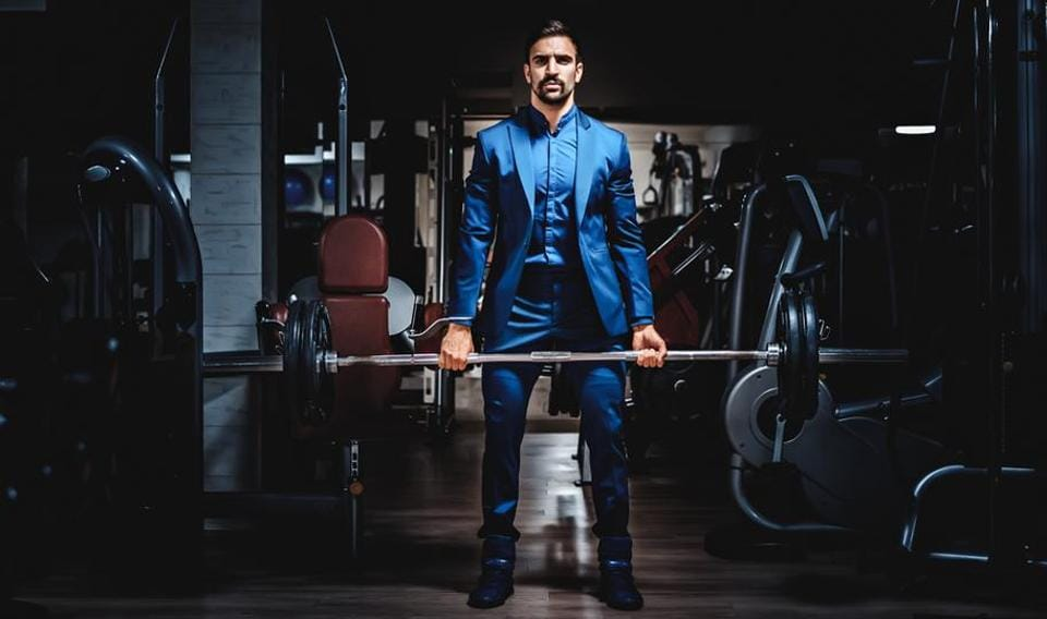 Self Ventilating Workout Suit