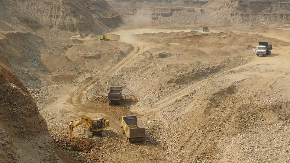 Officials behind the recent auction of quarries claim that they have succeeded in breaking cartels and have managed to earn good revenue for the government.