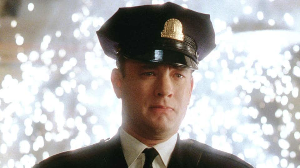 Tom Hanks in a still from The Green Mile.