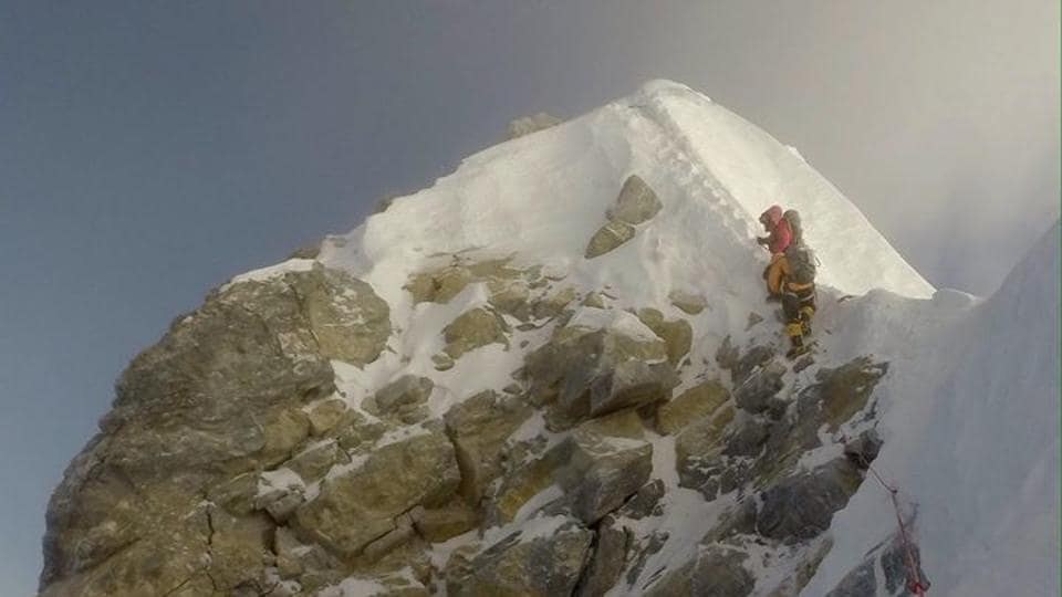 The Hillary Step may have been destroyed in the 2015 Nepal earthquake.