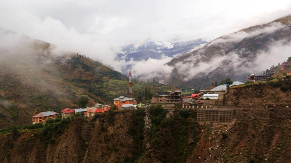June to September is the best time to visit the Lahaul Valley, dominated by Buddhists.