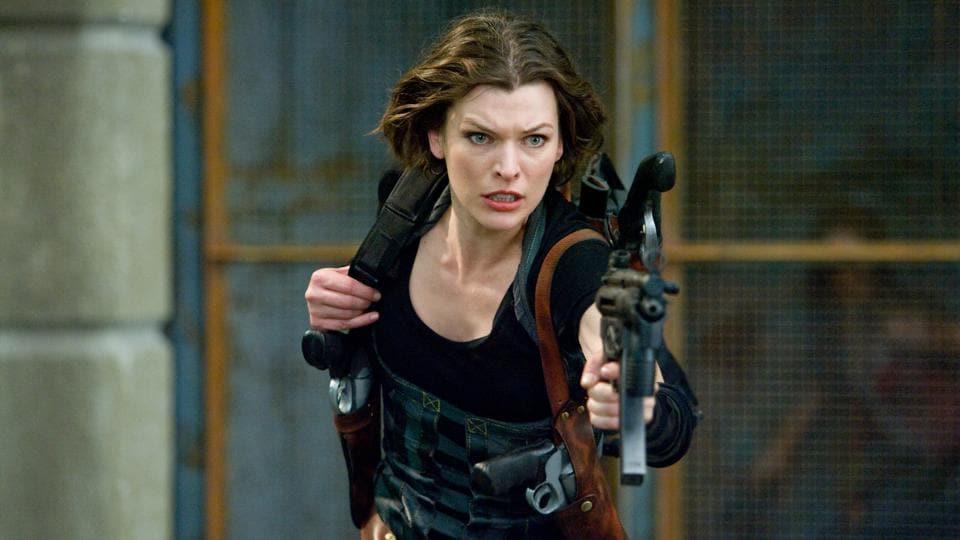 Resident Evil,Resident Evil Reboot,Milla Jovovich