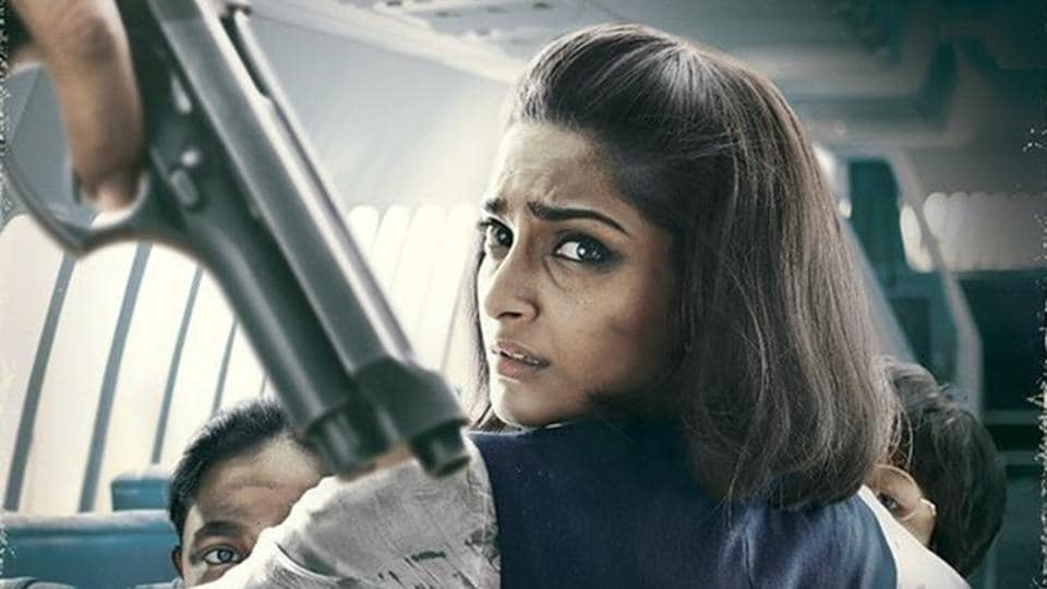 Sonam Kapoor played the titular role in the film.