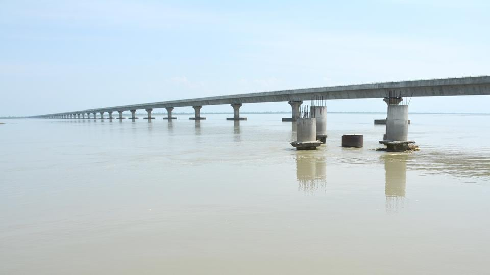 The Dhola-Sadia bridge will be inaugurated by Prime Minister Narendra Modi on May 26.