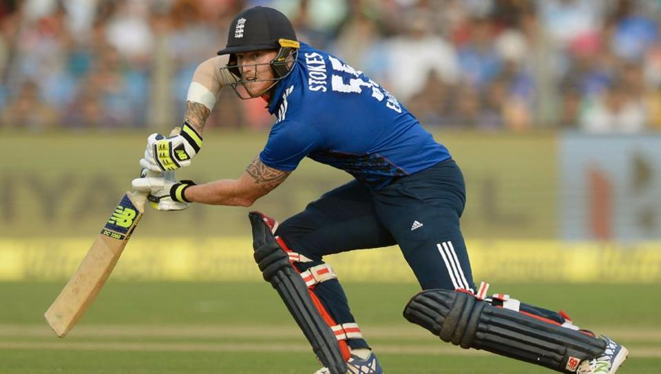 Ben Stokes is one of England's batting mainstays in the 2017 ICC Champions Trophy.