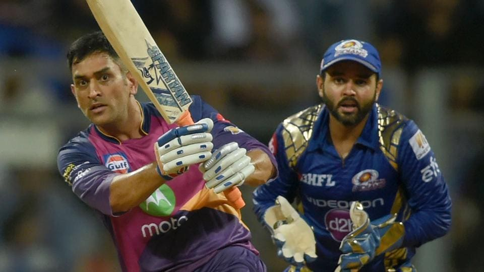 MS Dhoni failed to guide Rising Pune Supergiant to a win against Mumbai Indians in the Indian Premier League (IPL) 2017 final.