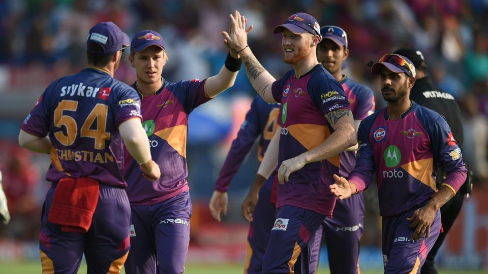 Rising Pune Supergiant cricketer Ben Stokes left India before the IPL 2017 playoffs to be part of the England squad ahead of the ICC Champions Trophy.