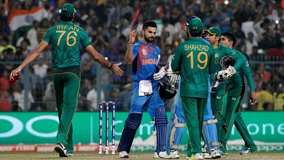 India and Pakistan last squared off in a bilateral series in 2012-13 and haven't faced each other in a Test since 2007.