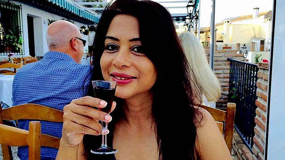 A file photo of murder accused Indrani Mukerjea who hs ben charged by the CBI along with her husband Peter and Karti Chidambaram for corruption, said on Monday that she knew Karti .