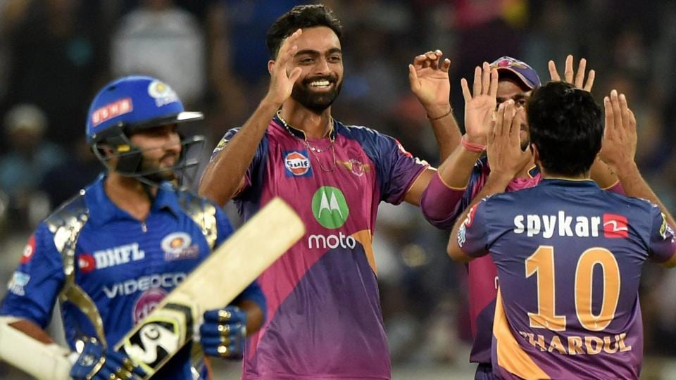 Jaydev Unadkat dismissed Parthiv Patel early, (PTI)
