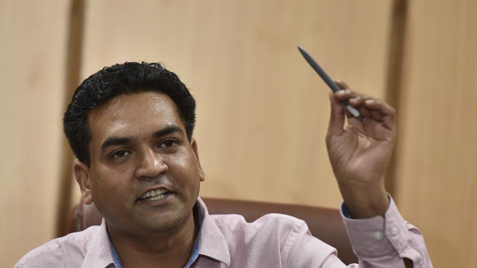 TAnker scam,Water tanker scam,Kapil Mishra