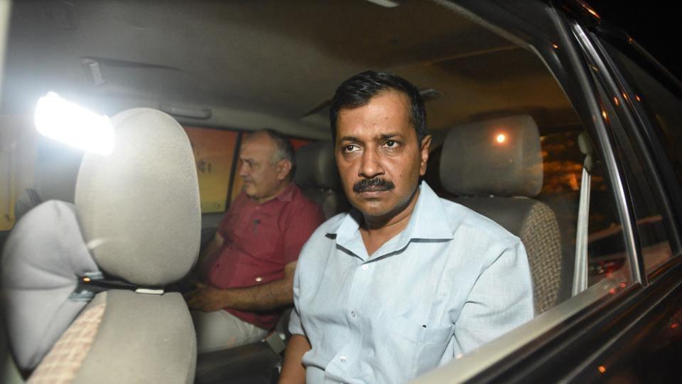 AAP,Arvind Kejriwal,MCD polls