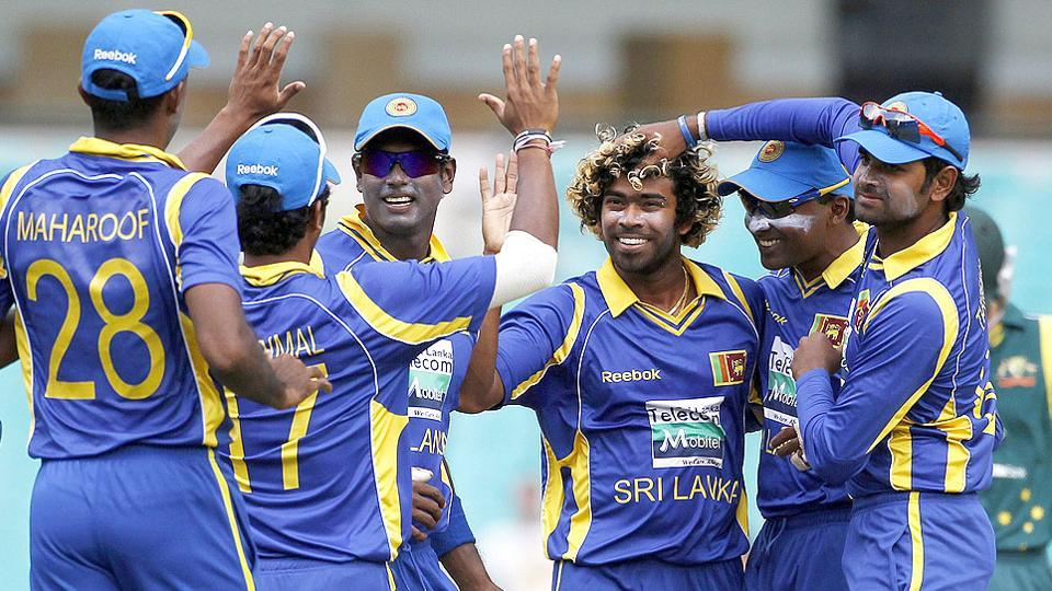 Champions Trophy 2017,ICC Champions Trophy,Sri Lankan Cricket Team