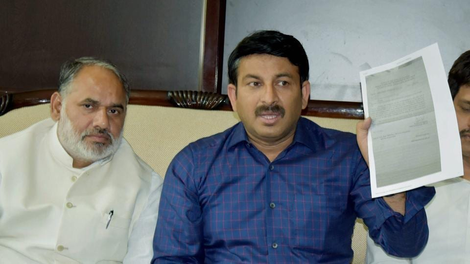 There has been a constant tussle between the two ever since Manoj Tiwari's elevation as party chief in Delhi. Party insiders said Tiwari was also not pleased with the appointment of a few office bearers as he believed the process was influenced by Vijay Goel.