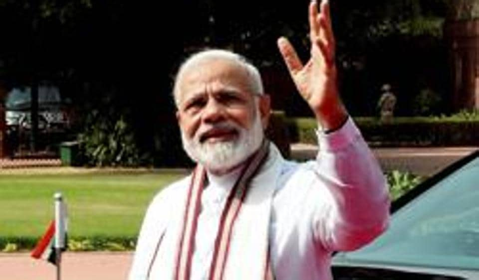 Rating agency Crisil said that reforms undertaken by the Narendra Modi's government will boost growth in the medium term ahead of the government's third anniversary.