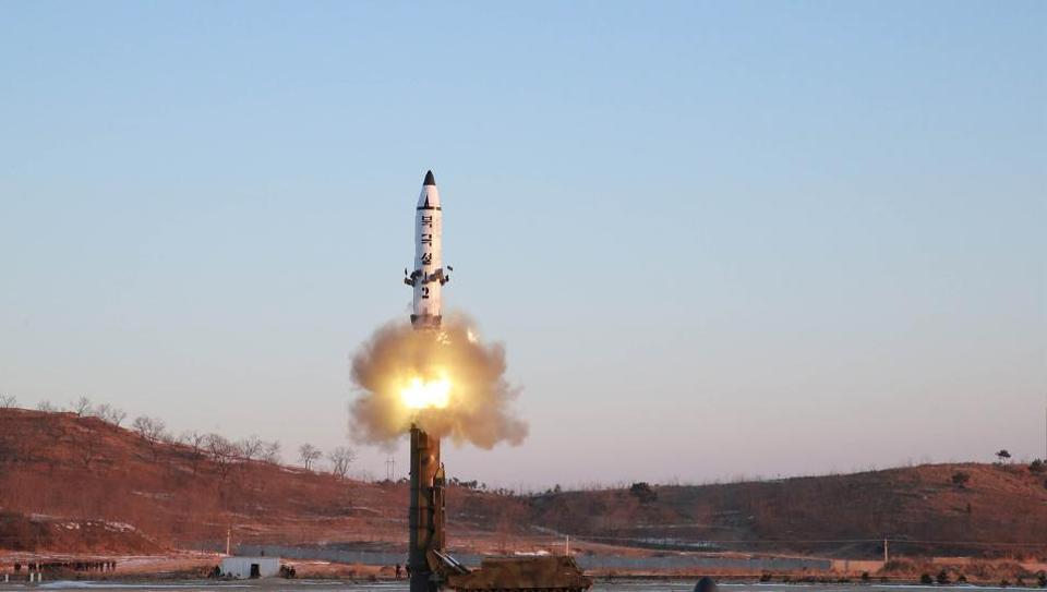 North Korea,South Korea,Missile tests