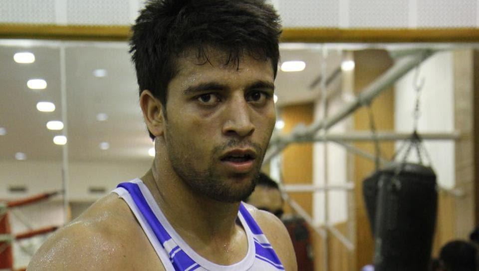 Sumit Sangwan,Boxer,Asian Boxing Championship