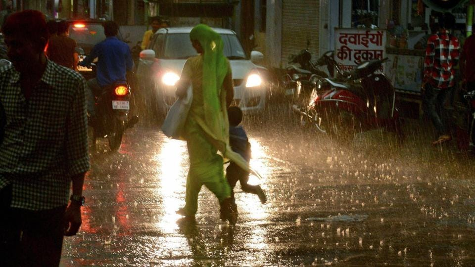 As a result the  precipitation and increased cloud cover, temperatures in New Delhi and other states early  will be limited to near average. (PTI)