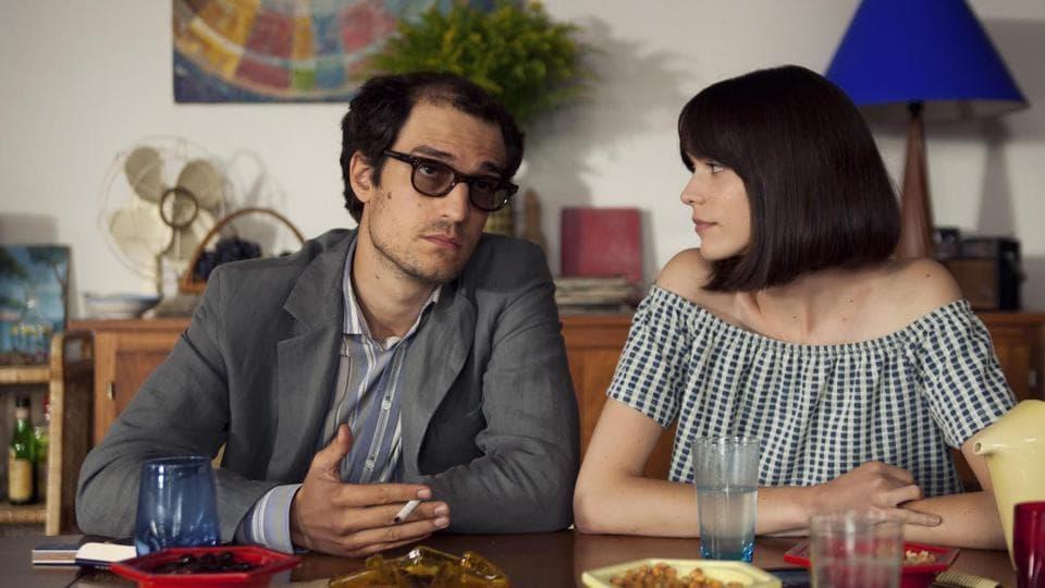 Cannes 2017,Godard,Redoubtable