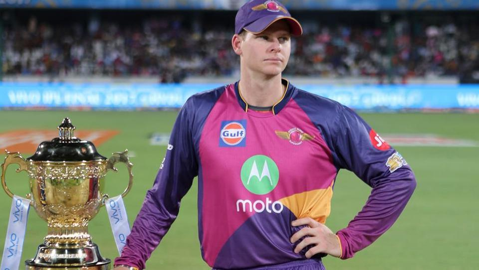 IPL 2017,Steve Smith,Rising Pune Supergiant