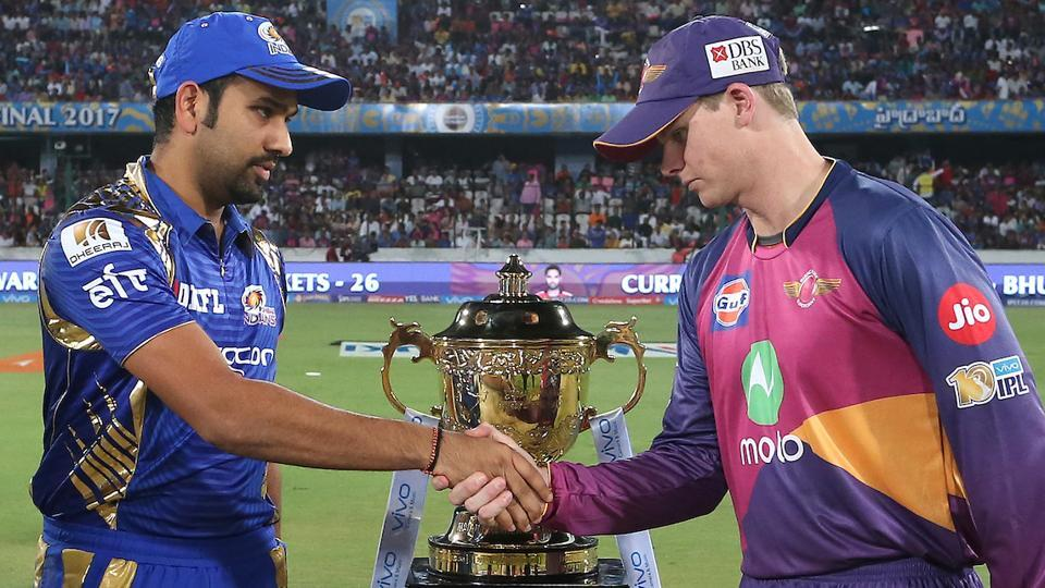 Mumbai Indians won the toss and decided to bat first against Rising Pune Supergiant. (BCCI)