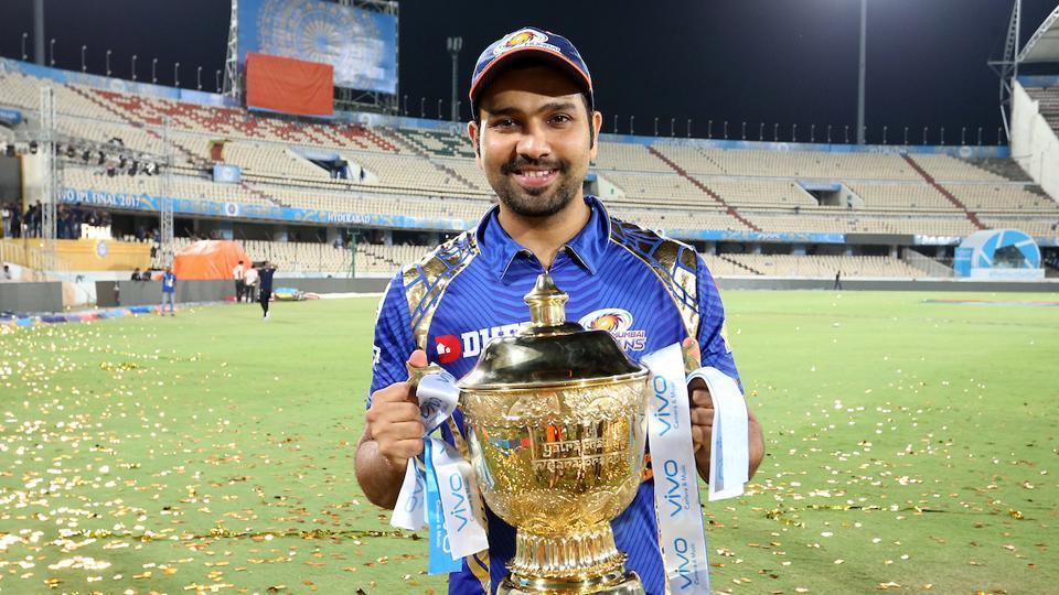 Mumbai Indians captain Rohit Sharma led them to their thirdIPLtitleat the Rajiv Gandhi International Cricket Stadium in Hyderabad on Sunday.