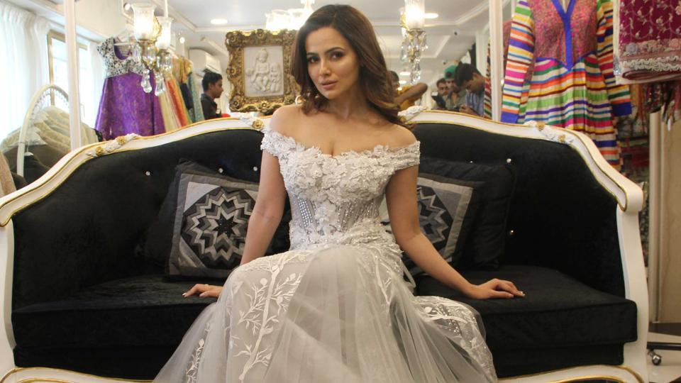 Actor Sana Khan would be next seen sharing screen space with Akshay Kumar in the film, Toilet: Ek Prem Katha.