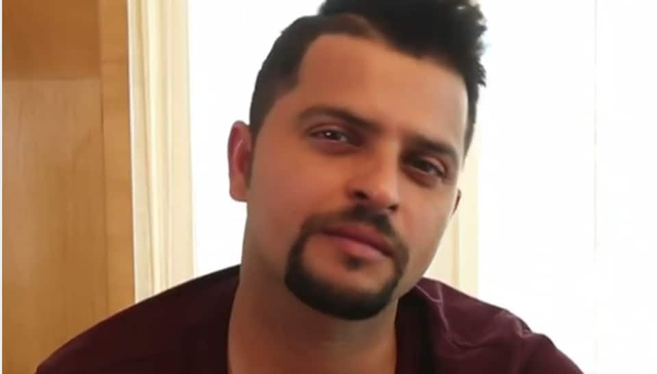 Suresh Raina is the latest cricketer to #BreakTheBeard and play a doting dad too.