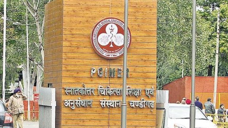 Postgraduate Institute of Medical Education and Research (PGIMER), Chandigarh.