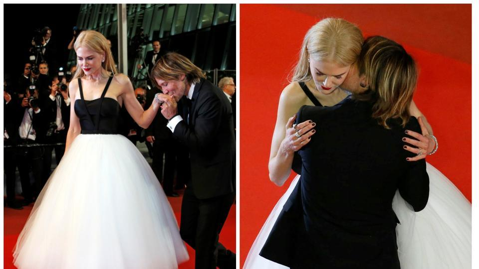 These Pictures Of Nicole Kidman Keith Urban From Cannes Are Giving