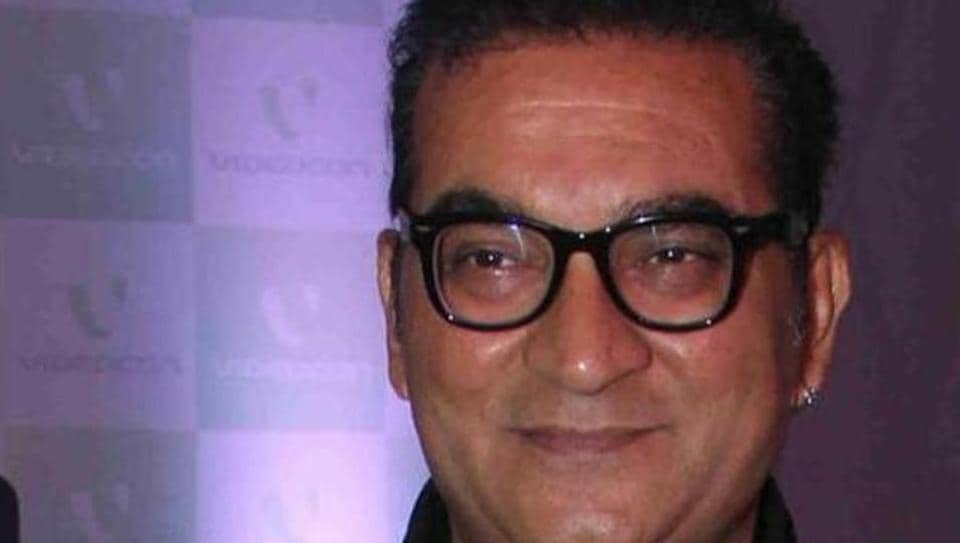 """Abhijeet is accused of using """"inappropriate"""" and """"insulting"""" language."""