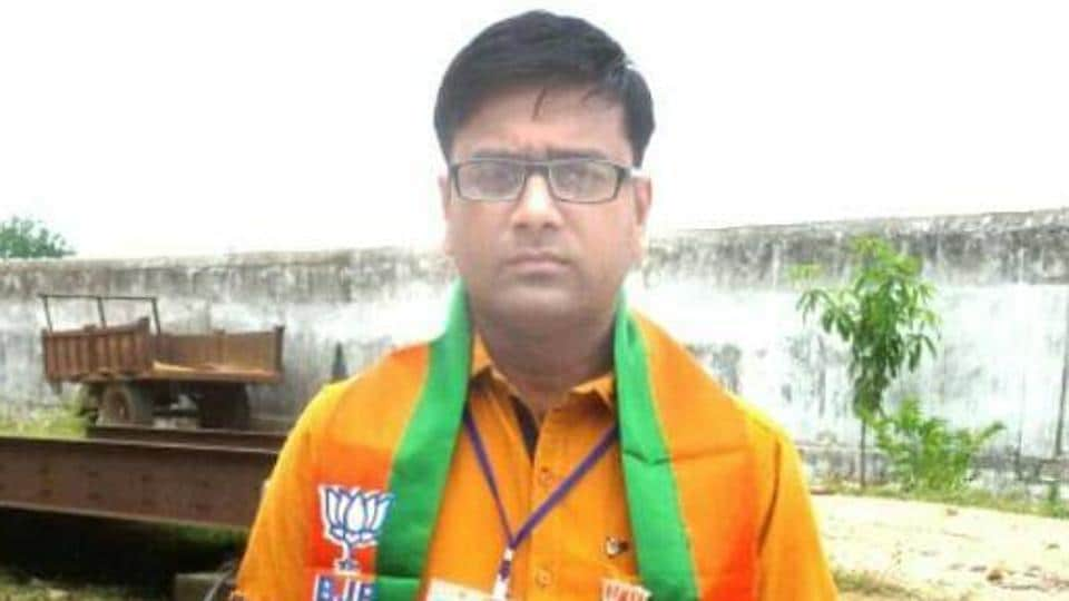 Prakash Agarwal, vice-president of the Bharatiya Janata Yuva Morcha of Raigarh, allegedly sent the WhatsApp text on Sunday.